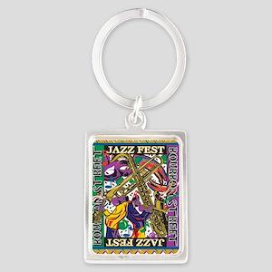 Jazz Fest Keychains