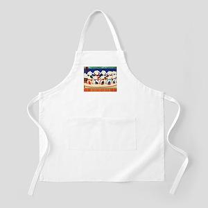 Yokozuna BBQ Apron