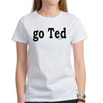 go Ted Women's T-Shirt