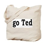 go Ted Tote Bag
