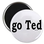 go Ted Magnet