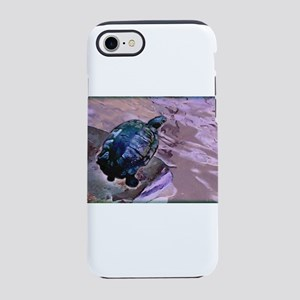 Purple Turtle iPhone 7 Tough Case