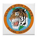 The Tiger Den Tile Coaster