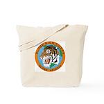 The Tiger Den Tote Bag