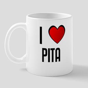 I LOVE PITA Mug