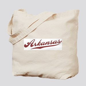 Retro Arkansas Tote Bag