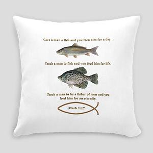 Fishermen Everyday Pillow
