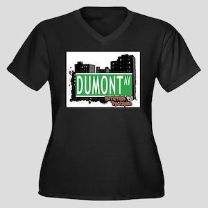 DUMONT AVENUE, STATEN ISLAND, NYC Women's Plus Siz