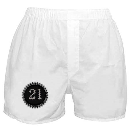 Cool 21 Boxer Shorts