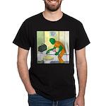 Fish Guy Plumber Dark T-Shirt