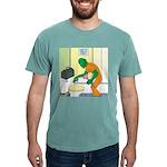 Fish Guy Plumber Mens Comfort Colors® Shirt