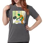 Fish Guy Plumber Womens Comfort Colors® Shirt
