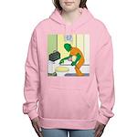 Fish Guy Plumber Women's Hooded Sweatshirt