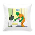 Fish Guy Plumber Everyday Pillow