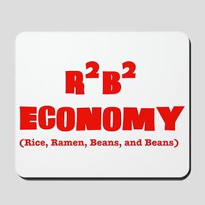 R2B2 Economy Mousepad