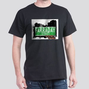 FARRADAY STREET, STATEN ISLAND, NYC Dark T-Shirt