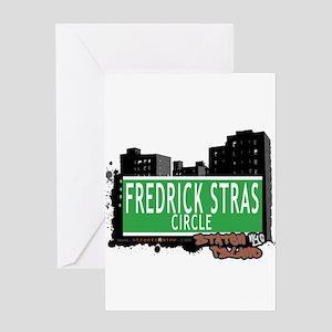 FREDRICK STRAS CIRCLE, STATEN ISLAND, NYC Greeting
