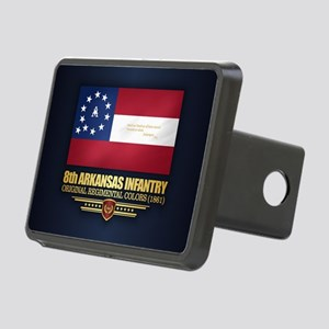 8th Arkansas Infantry Hitch Cover