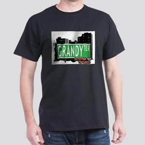 GRANDY TERRACE, STATEN ISLAND, NYC Dark T-Shirt