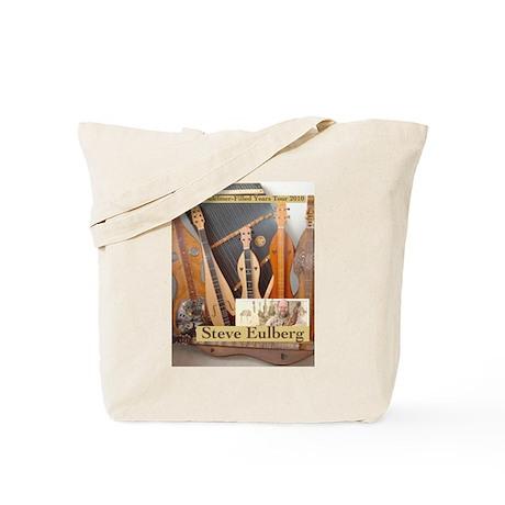 30 Dulcimer-Filled Years Tote Bag