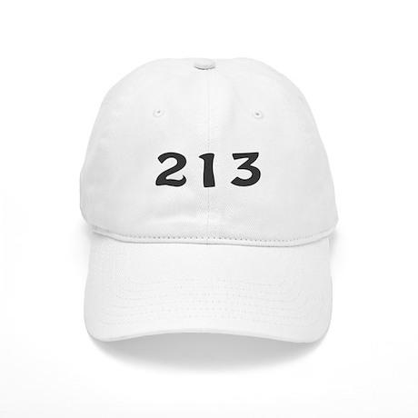 213 Area Code Cap