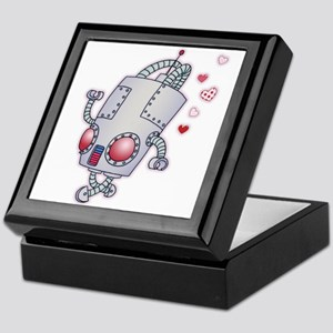Cutest Robot Keepsake Box