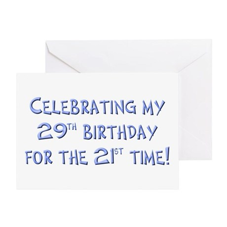 Funny 50th B-day Greeting Card