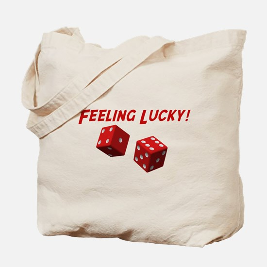 Feeling Lucky Tote Bag