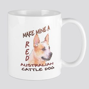 Make Mine A Red Mug Mugs