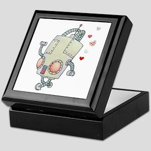 Cutest Robot Classic Keepsake Box