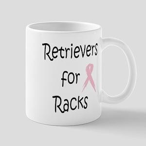 Retrievers for Racks Mug