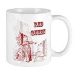 The Red Queen Mug