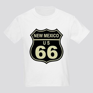 New Mexico Route 66 Kids T-Shirt
