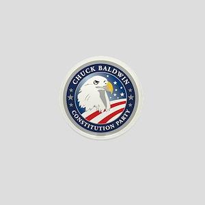 Chuck Baldwin Seal Mini Button