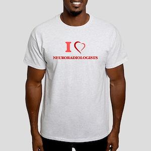 I love Neuroradiologists T-Shirt