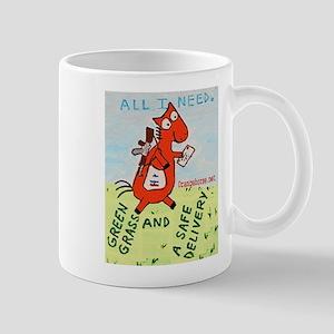 Horse Mailman Mug