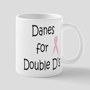Danes for Double D's Mug
