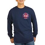 Hawaii Masons Long Sleeve Dark T-Shirt