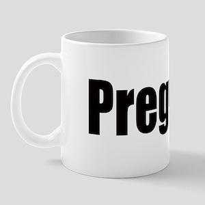 Plain English Pregnant Mug