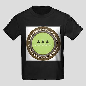 ecology logo Kids T-Shirt