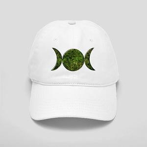 Earth Goddess Symbol Cap