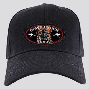 Down Under VTX Riders Black Cap