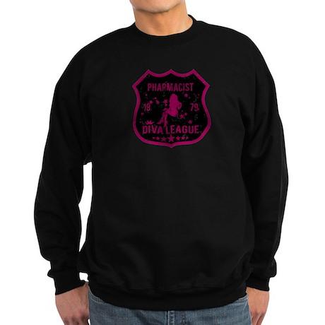 Pharmacist Diva League Sweatshirt (dark)