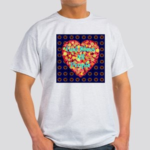 Universal Blessing #1 Ash Grey T-Shirt