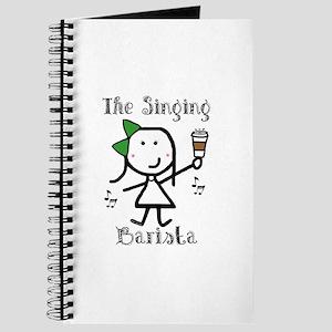 Coffee - Singing Barista Journal