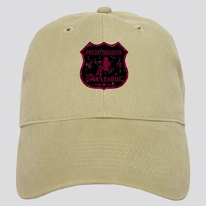 Postal Worker Diva League Cap