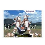 Bull Haulers Association Postcards (Package of 8)