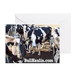Bull Haulers Association Greeting Cards (Pk of 20)