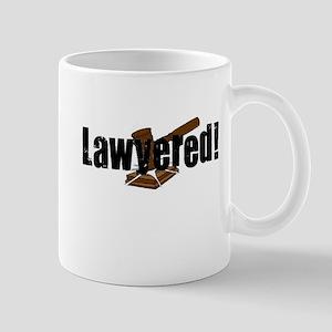 Lawyered! Mug