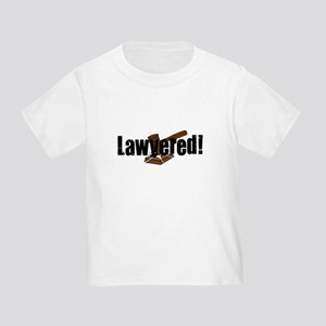 Lawyered! Toddler T-Shirt